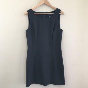 The Limited Charcoal Career Sheath Dress Size 8